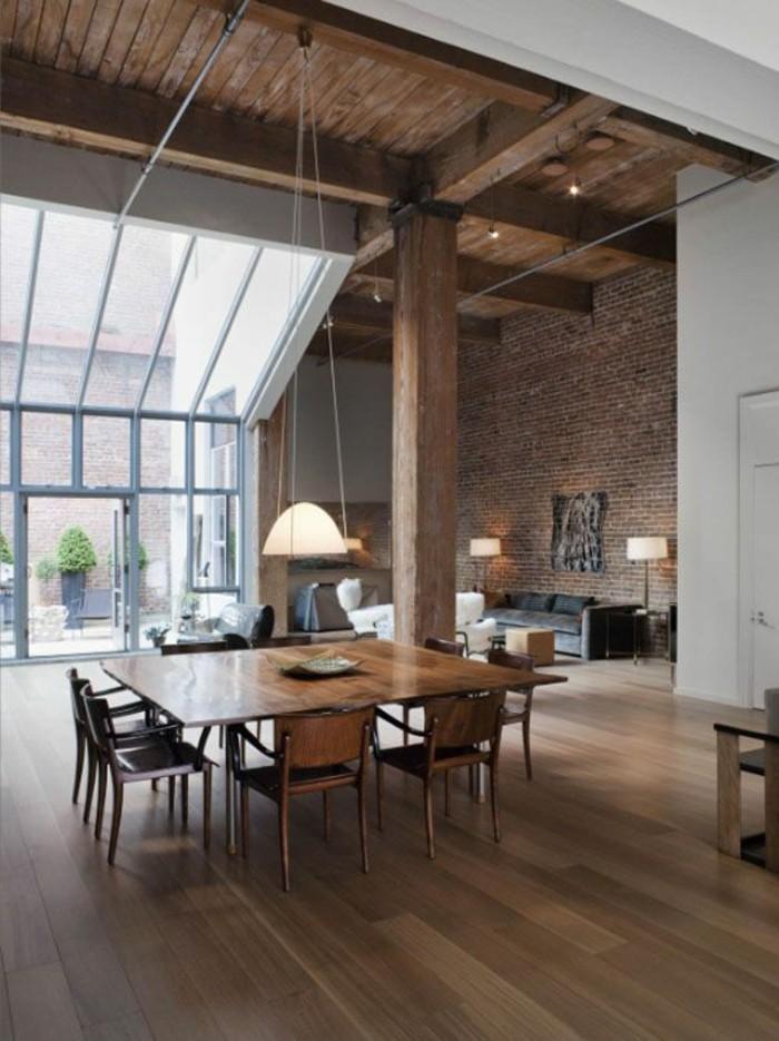 mille et une id es pour le salon style industriel en 44 photos. Black Bedroom Furniture Sets. Home Design Ideas