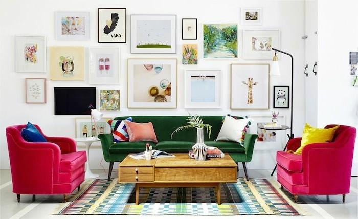 st-maclou-tapis-tapis-roche-bobois-colore-fauteuil-moderne-fauteuil-rouge-et-salon-beige