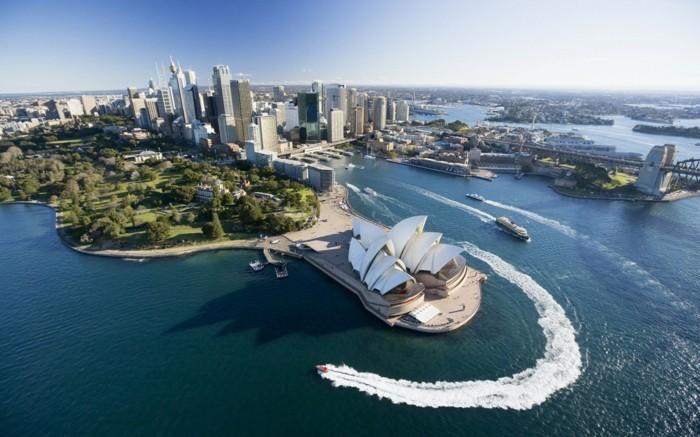 sydney-vue-de-hauteur-australia-opéra-cool-photo-mer-grattes-de-ciel-resized