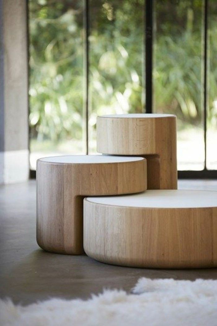 La table basse design en mille et une photos avec beaucoup - Table basse en solde ...