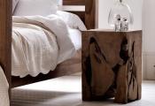 Donnez un cachet exotique à l'intérieur avec une belle table en teck
