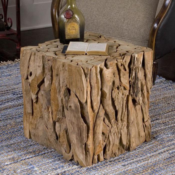 table-en-teck-table-cubique-beau-design-authentique
