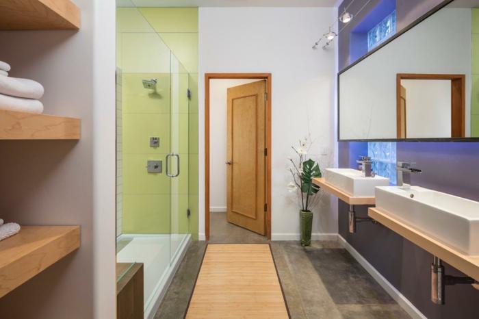tapis-de-salle-de-bain-original-idée-design-personnalisé-bois
