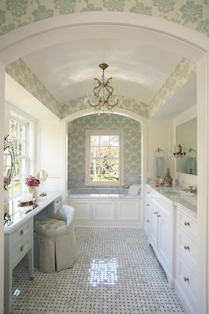 papier peint pour salle de bain 45 id es magnifiques