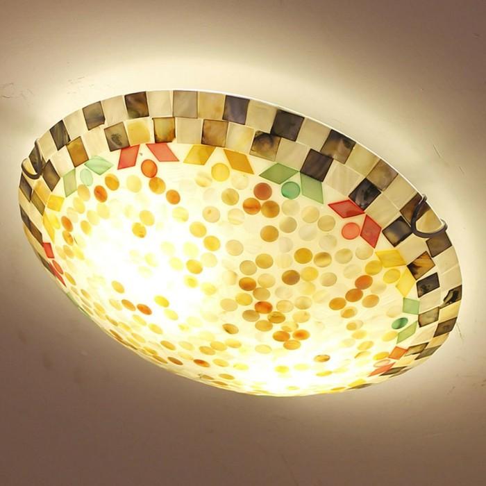 Le plafonnier design en 44 jolies photos - Comment accrocher une lampe au plafond ...