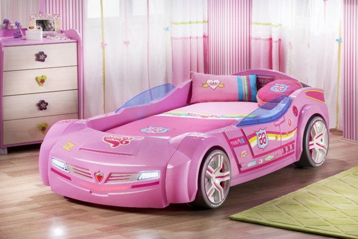 Lit Enfant Fille But. Finest Beau Lit Voiture But Lit Voiture ...