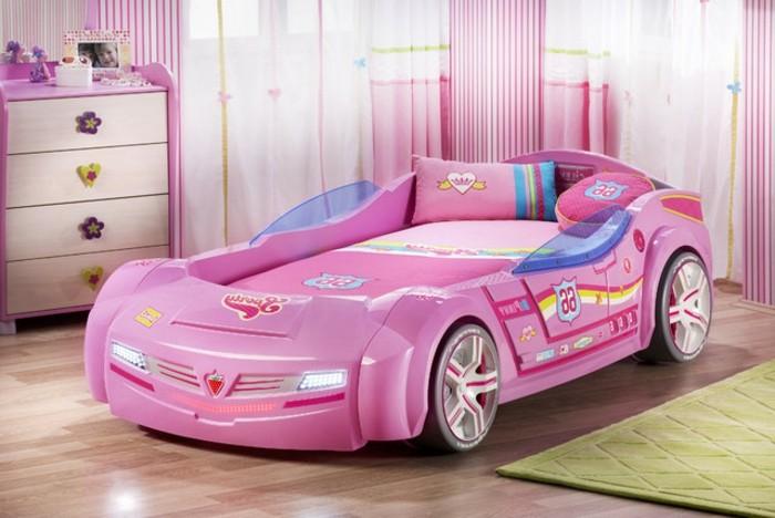 un-lits-voiture-garcon-lit-cars-voiture-lit-en-voiture-garçon-chambre-d-enfant-rose