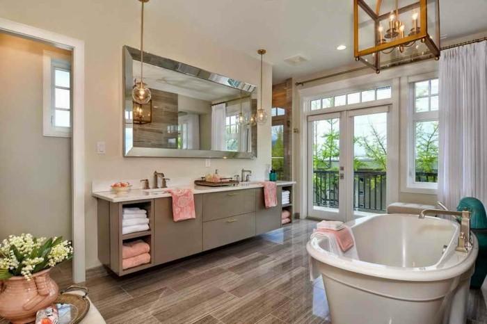 une-baignoire-encastrable-design-baignoire-sabot-design-belle-idée