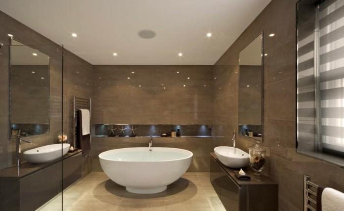 une-baignoire-encastrable-design-baignoire-sabot-design-ovale-cool