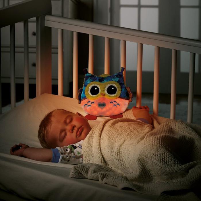 Quelle veilleuse pour bébé dans votre chambre d'enfant