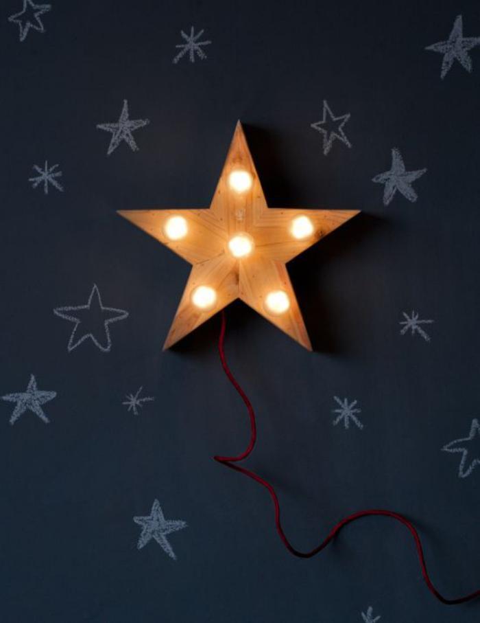 veilleuse-pour-bébé-lampe-de-nuit-étoile