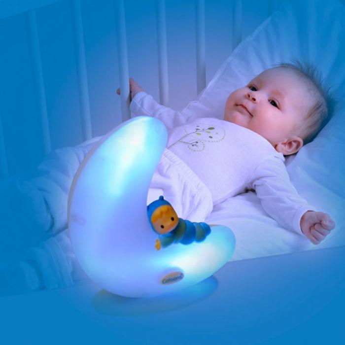 veilleuse-pour-bébé-pour-le-lit-du-bébé