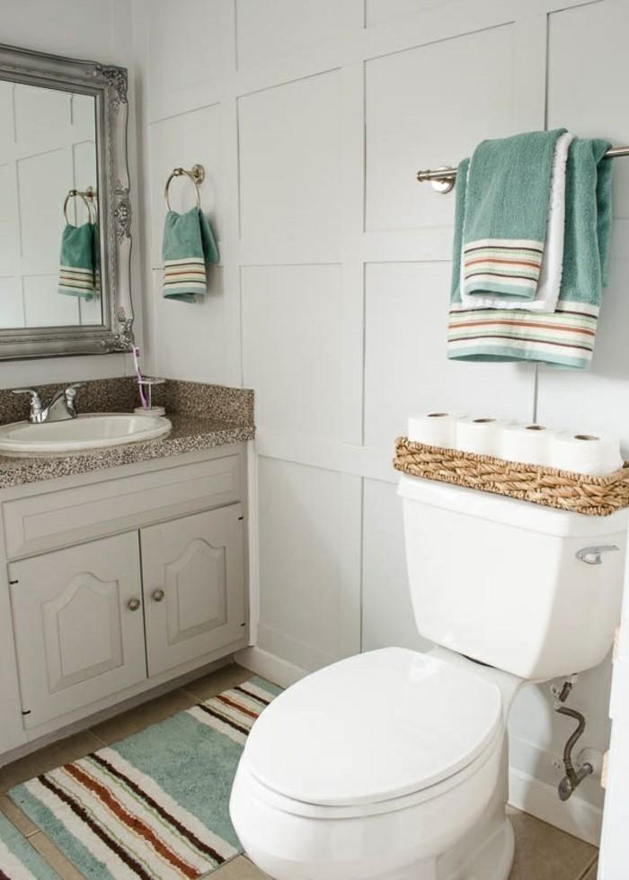 tapis salle de bain bois. Black Bedroom Furniture Sets. Home Design Ideas