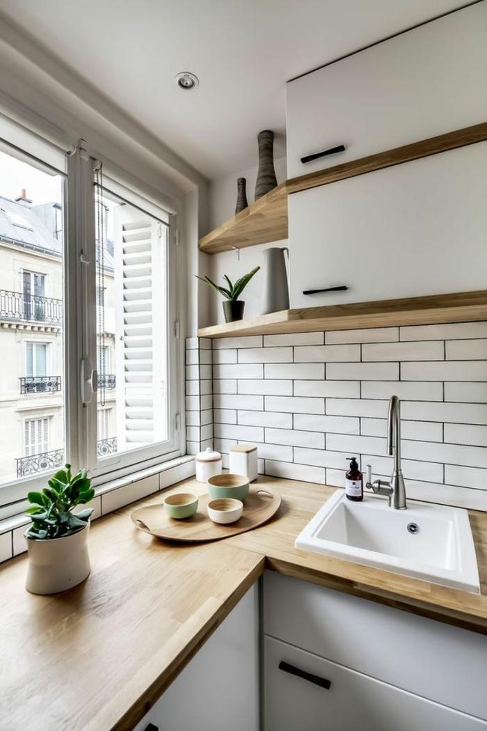 0-évier-de-cuisine-évier-franke-en-bois-clair-et-carrelage-murale-meubles-de-cuisine-modernes