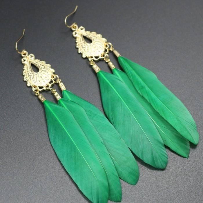 0-boucle-d-oreille-plume-de-paon-de-couleur-vert-pour-les-filles-modernes