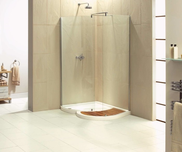 Les cabines de douche en 43 photos!