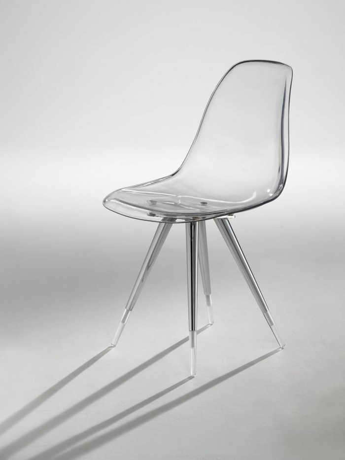 Pourquoi choisir la chaise design transparente for Ikea chaise transparente
