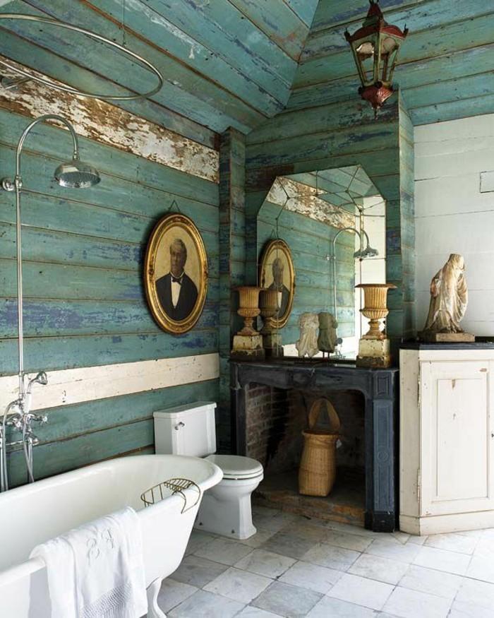 40 photos d 39 int rieur de la baignoire ancienne for Relooker une salle de bain