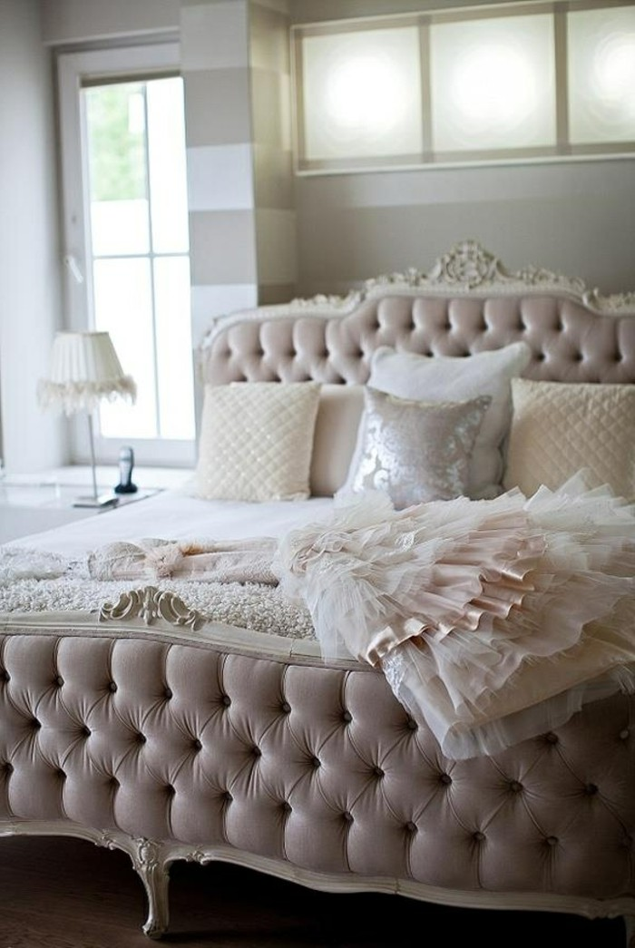 La chambre style baroque  nos propositions en photos!