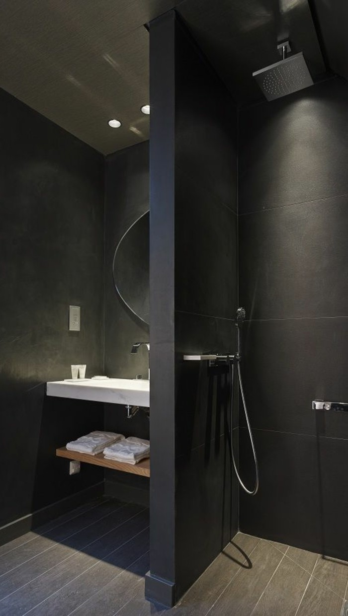 quel couleur pour une salle de bain id es de design d 39 int rieur. Black Bedroom Furniture Sets. Home Design Ideas