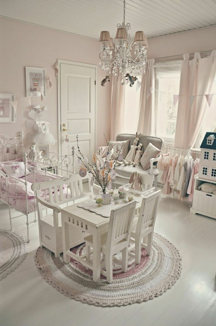 Les meubles shabby chic en 40 images d 39 int rieur for Decoration maison western