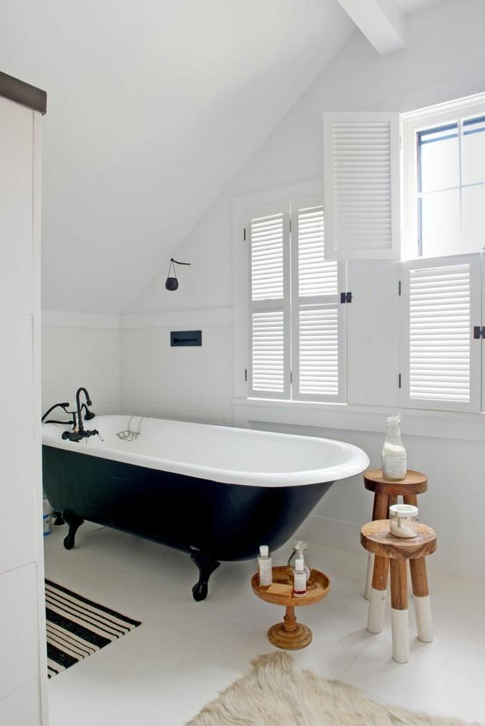 40 photos d 39 int rieur de la baignoire ancienne - Salle de bain ancienne ...