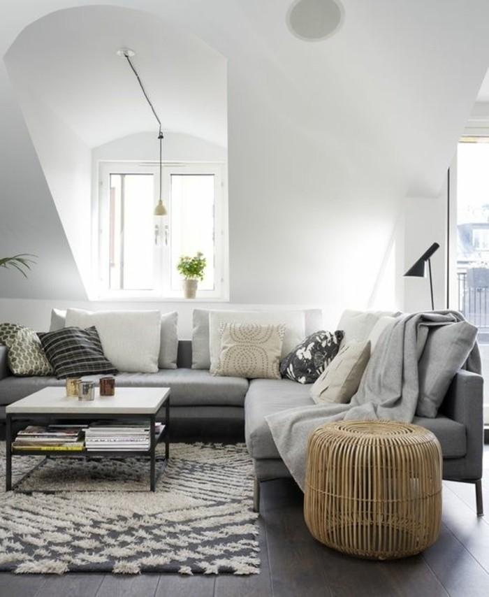 0-murs-gris-en-bois-pour-le-salon-moderne-canapé-gris-chiné-canapé-d-angle-gris-meubles-modernes