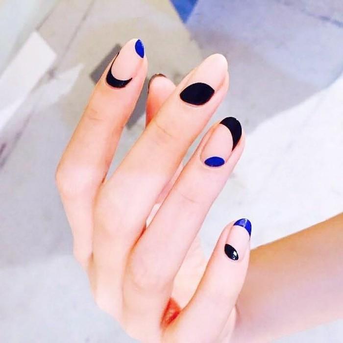 ongles décorés deco ongle gel, les ongles beiges avec decoration ...