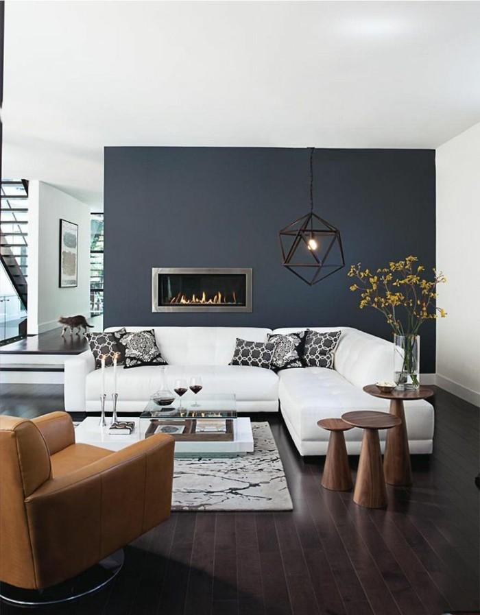 Chambre parquet gris fonce design de maison - Parquet gris anthracite ...