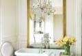 La baignoire ancienne sous un regard moderne en 40 photos!