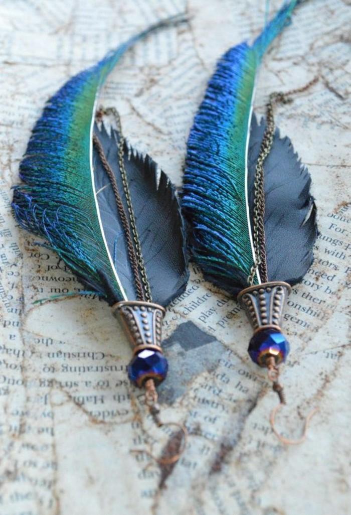 00-boucles-d-oreilles-plumes-boucle-d-oreille-bleu-pour-les-filles-modernes