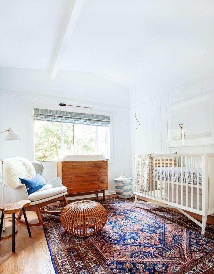 La chambre b b mixte en 43 photos d 39 int rieur - Ou placer humidificateur chambre bebe ...