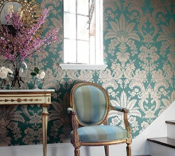 00-chantemur-papier-peint-bleu-clair-et-beige-decoration-murale-pour-les-murs