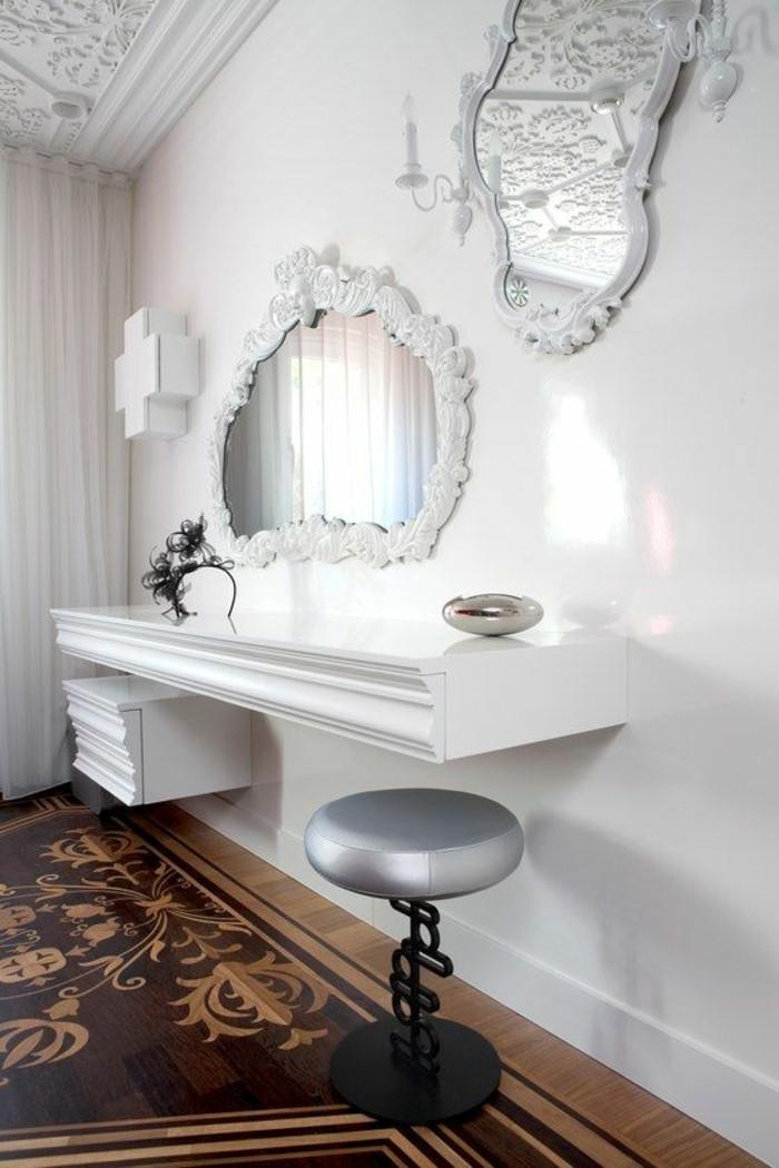 la chambre style baroque nos propositions en photos. Black Bedroom Furniture Sets. Home Design Ideas