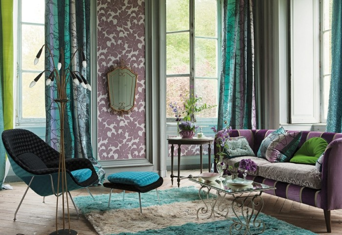 Fauteuil style baroque pas cher maison design for Meuble tv baroque pas cher