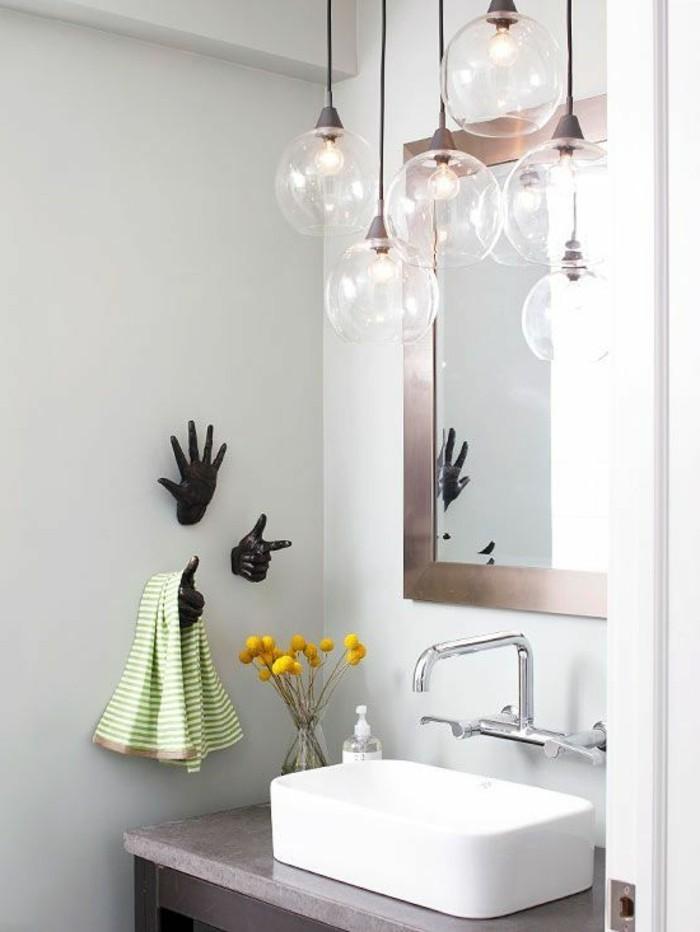 Mille id es d am nagement salle de bain en photos for Jolie salle de bain