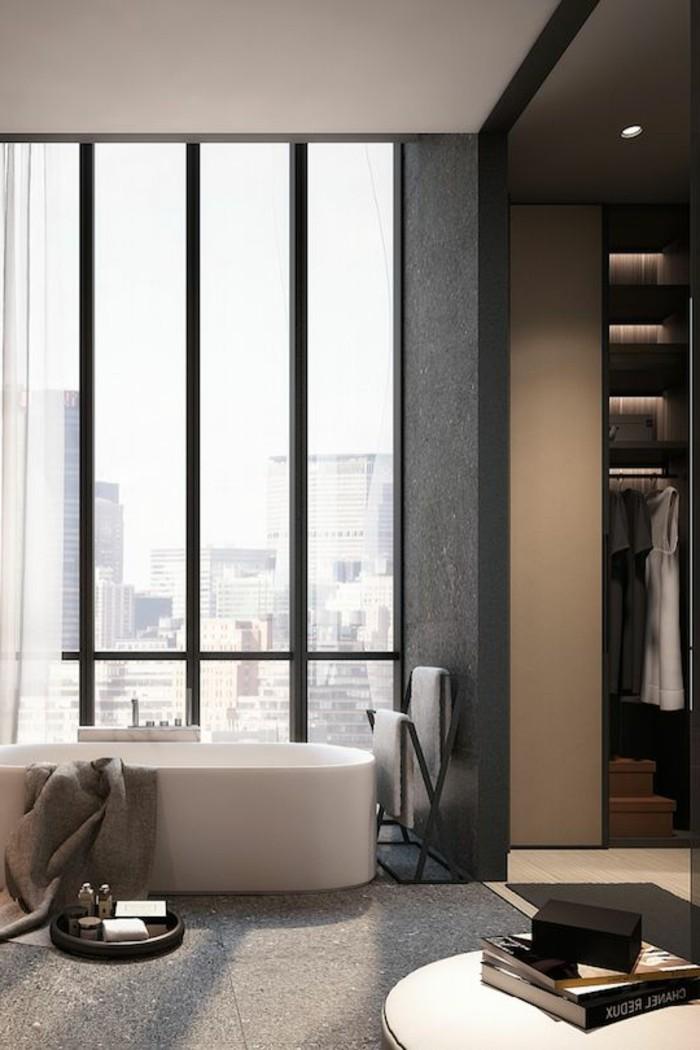Salle de bain moderne pas cher meuble salle de bain - Idee deco pas cher appartement ...
