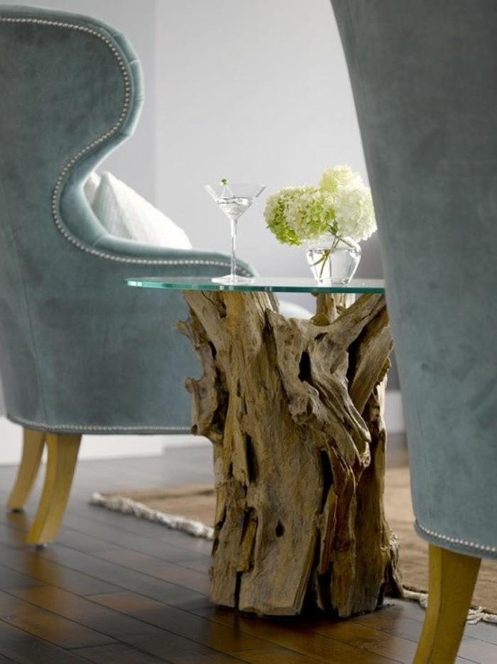 La table basse bois et verre en 43 photos dintérieur!