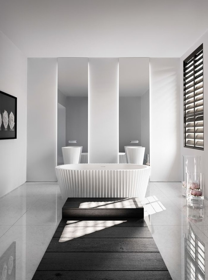 relooker salle bain idees accueil design et mobilier. Black Bedroom Furniture Sets. Home Design Ideas