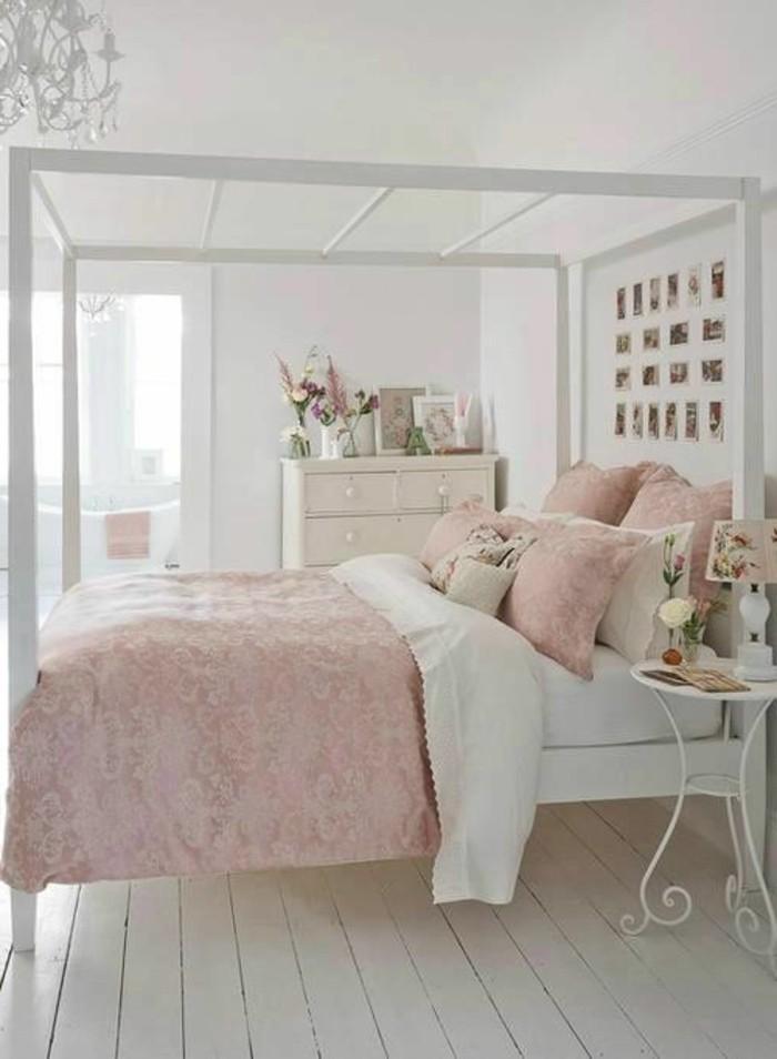 Les meubles shabby chic en 40 images d 39 int rieur for Les meubles de chambre a coucher