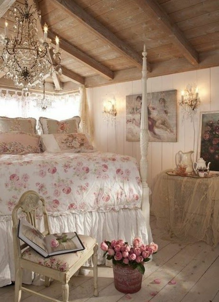 1-la-meilleure-chambre-a-coucher-meubles-gustaviens-tapisserie-kitch-tapisserie-shabby-chic
