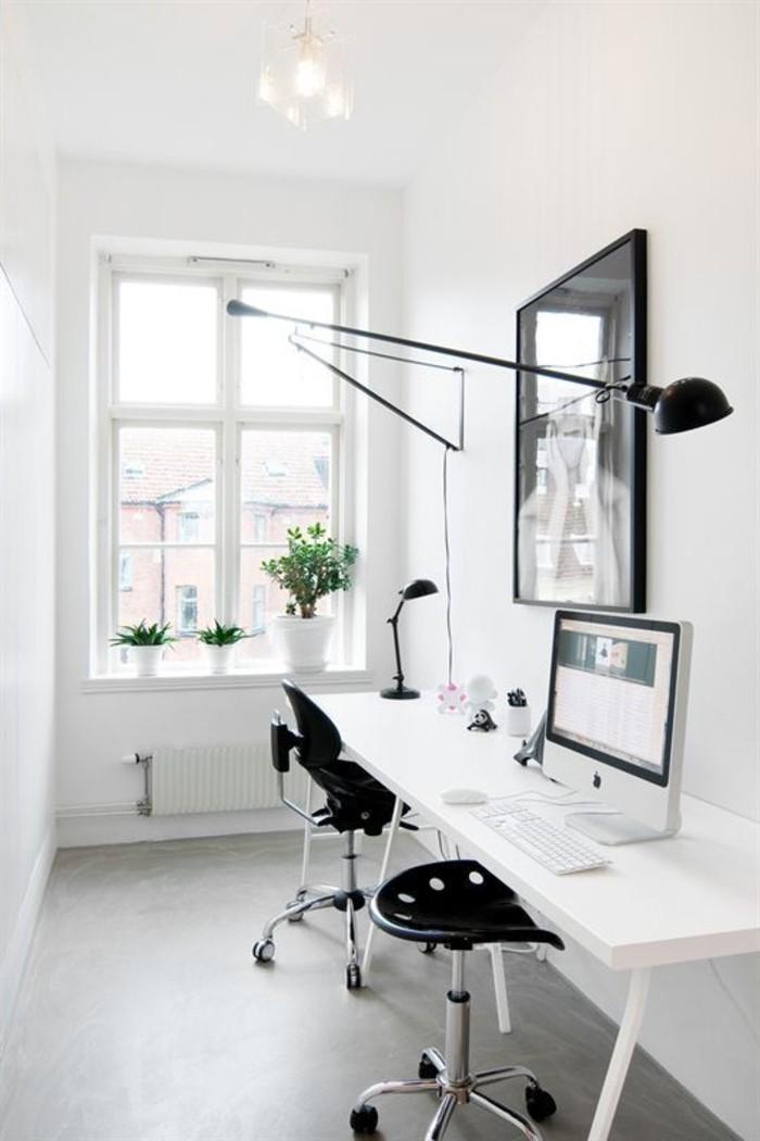 Mille et une id es en photos pour la lampe de bureau - Lampe de bureau style industriel ...