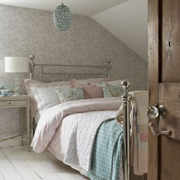 1-meubles-shabby-chic-patiner-un-meuble-jolie-chambre-a-coucher-moderne