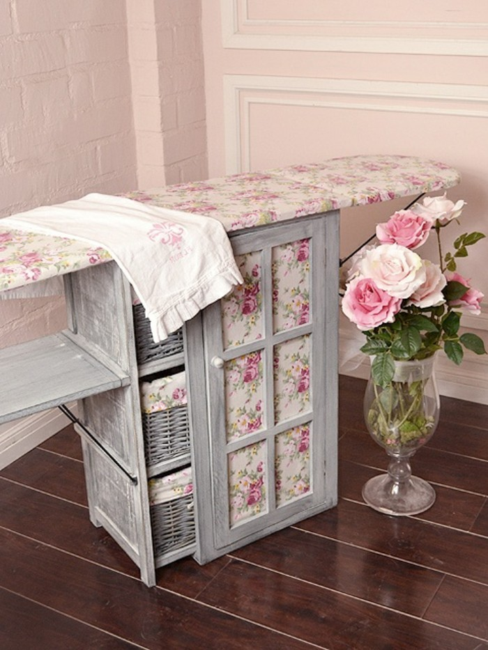 les meubles shabby chic en 40 images d 39 int rieur. Black Bedroom Furniture Sets. Home Design Ideas