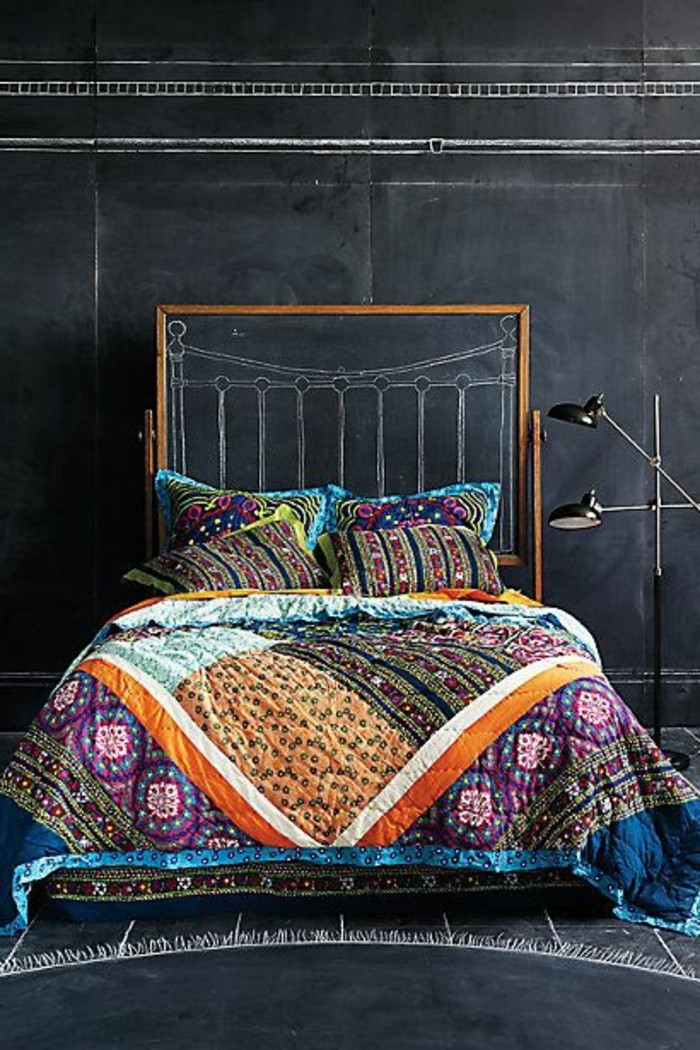 1-parure-de-lit-160x200-parure-de-lit-2-personnes-pas-cher-couette-en-solde-couverture-coloré