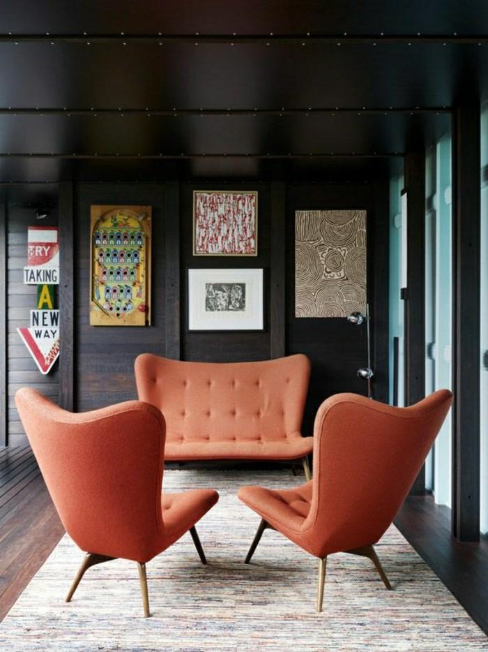 2-1-fauteuil-relax-conforama-orange-tapis-coloré-pour-le-salon-moderne