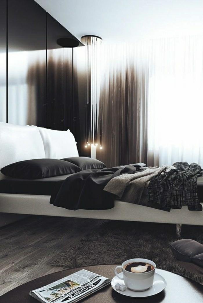 2-avec-quelle-couleur-associer-le-gris-tapis-gris-coussins-de-lit-blancs-chambre-a-coucher-blanc-noir