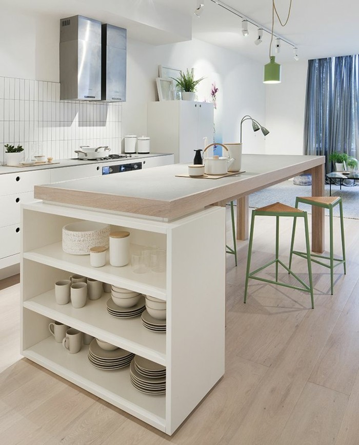 41 super photos pour meubler son appartement - Cuisine d appartement ...