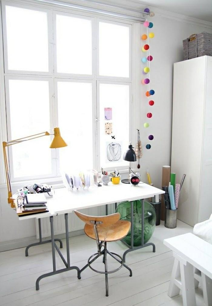 Mille et une id es en photos pour la lampe de bureau for Lampe de bureau jaune