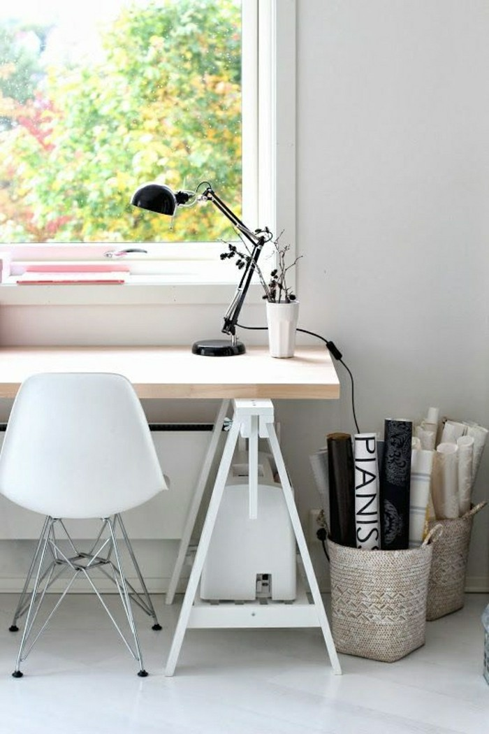 Mille et une id es en photos pour la lampe de bureau for Bureau de imagens